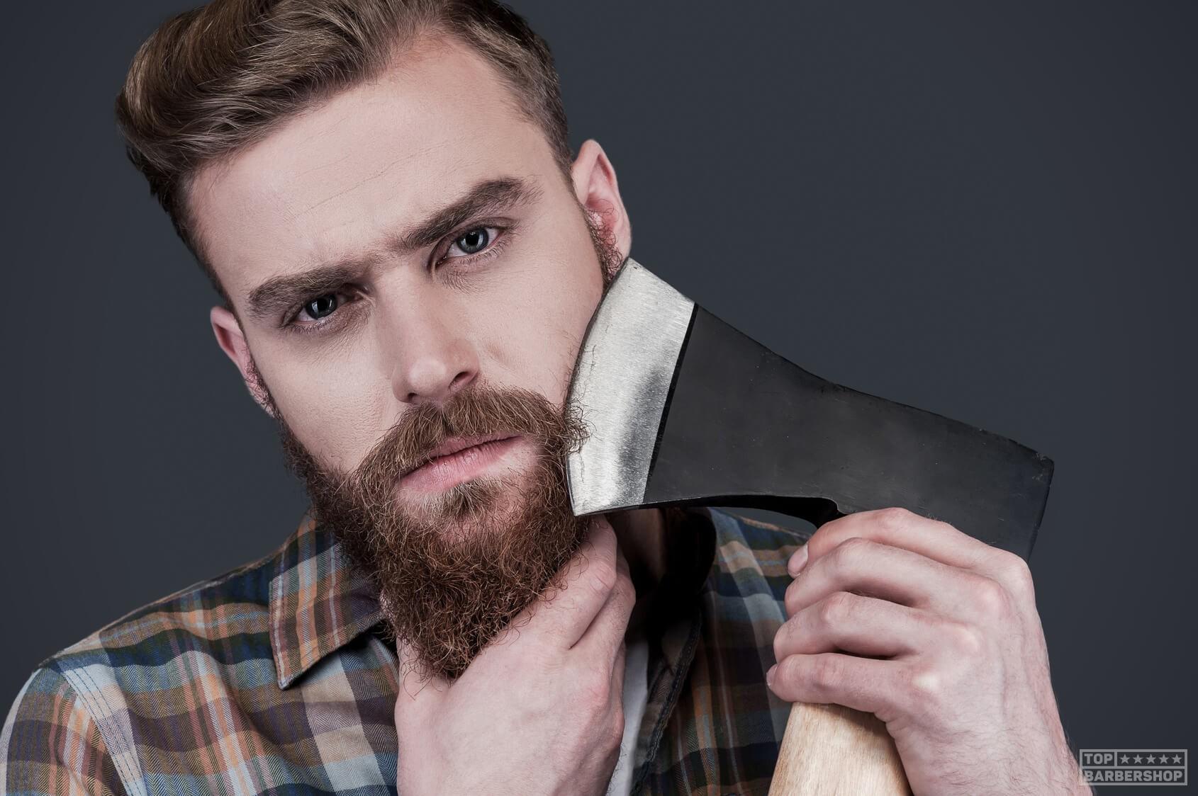 Где постричь усы и бороду