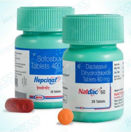 Софосбувир и Даклатасвир — надежный выбор в среде антивирусных средств