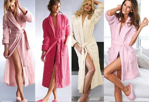 Халаты для ваших идеальных домашних дней