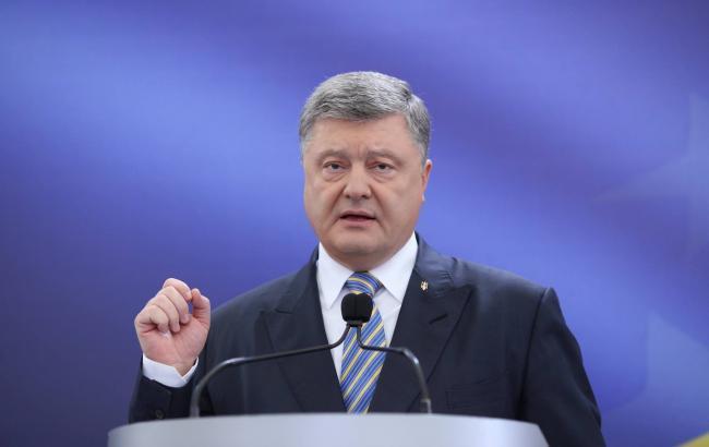 Президент Украины внес изменения в свою декларацию о доходах