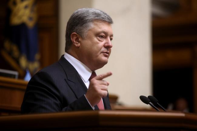 Петр Порошенко настаивает на срочном принятии закона об Антикоррупционном суде