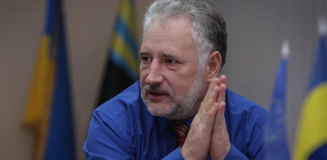 Глава Донецкой области попросил президента Украины отправить его в отставку