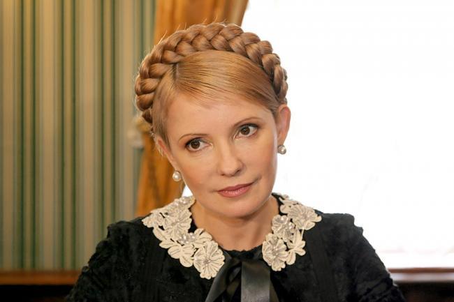 Юлия Тимошенко будет баллотироваться в президенты Украины в 2019 году