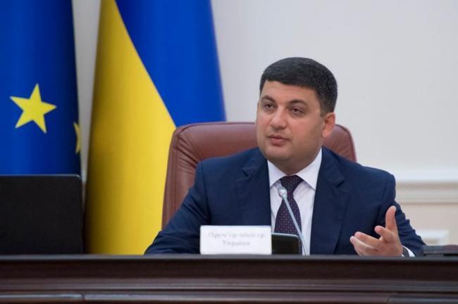 Премьер-министр Украины проведет встречу с высокопоставленным чиновником из США