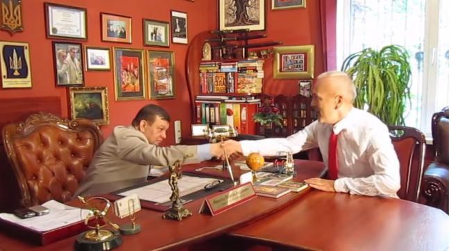 Олексiй Фазекош: «Я повертаюсь у полiтику разом з iдеологiчною партією, яку очолює  сильний лiдер» (ВІДЕО)