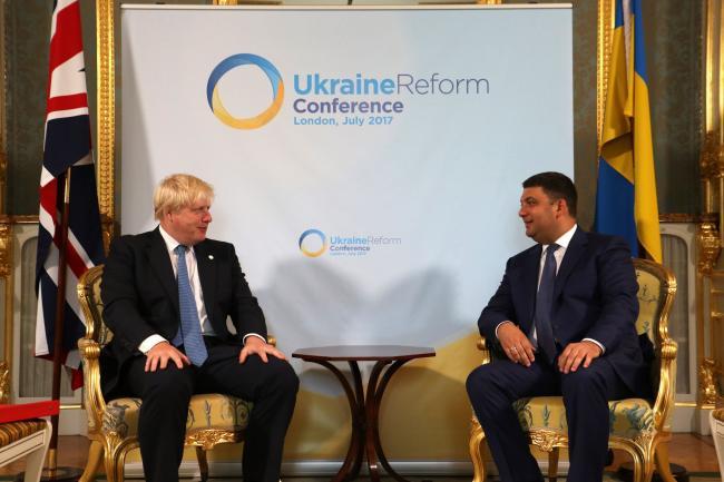 Власти Великобритании продолжат поддерживать Украину в противостоянии с Россией