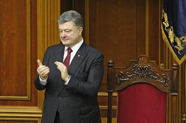 Петр Порошенко прокомментировал решение ЕС о продлении санкций против РФ