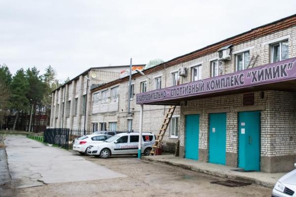 Парк вокруг стадиона «Химик» в Алексине станет муниципальным