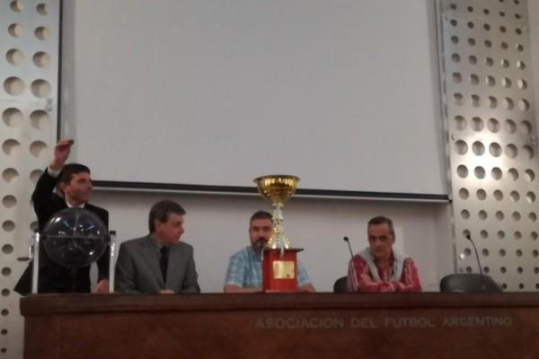 В аргентинском футболе чемпионство разыграли в лотерею
