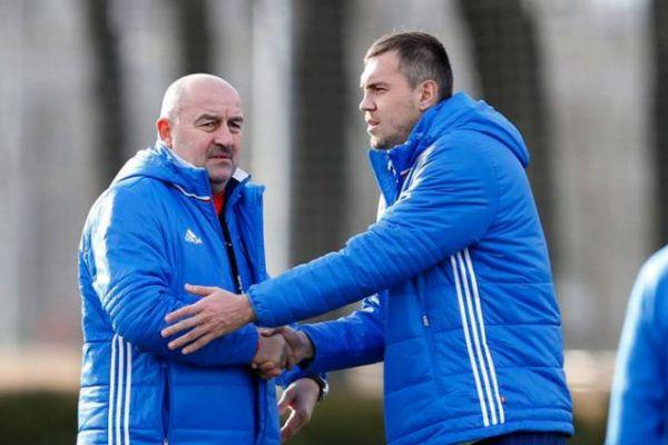 Дзюбы не будет в стартовом составе сборной России в первом матче на ЧМ-2018