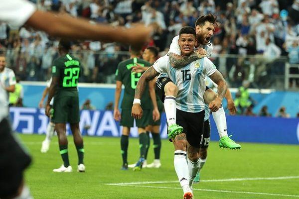Аргентина с трудом пробилась в плей-офф ЧМ-2018