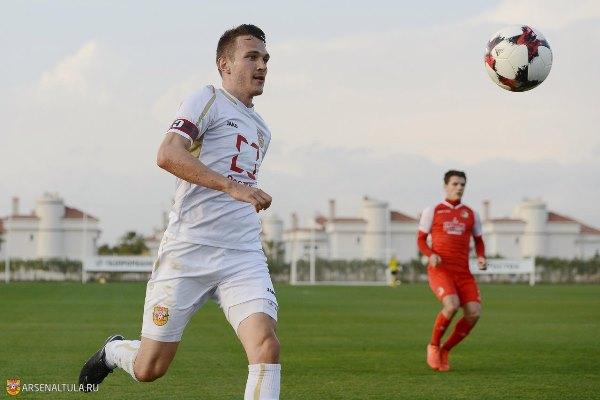 Никита Бурмистров перешёл в «Сочи»