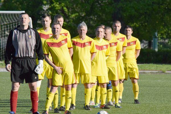 «Арсенал» примет «Кристалл» и другие матчи 4-го тура ветеранского первенства Тульской области