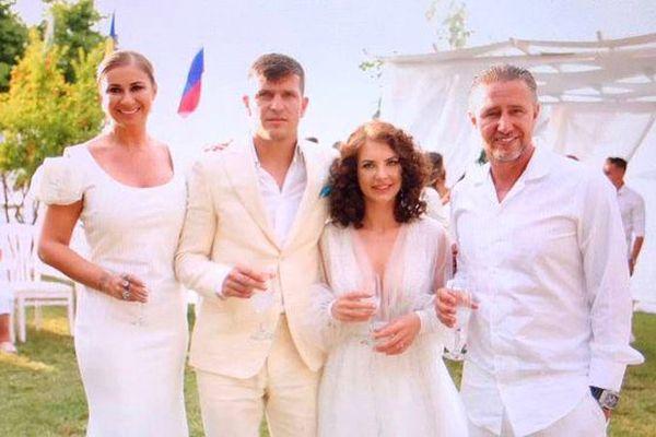 Александру Боурчану женился на матери своих двоих детей