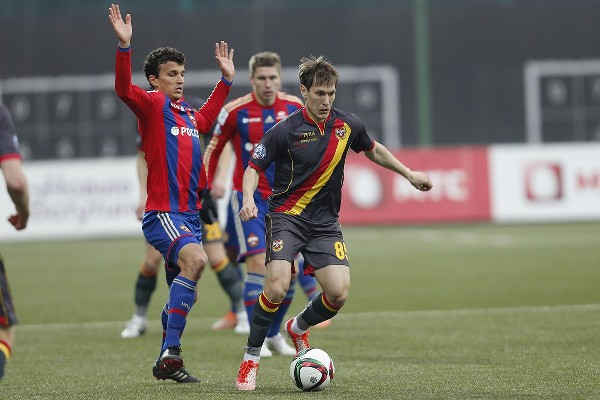 Александр Крючков перешёл в брянское «Динамо»