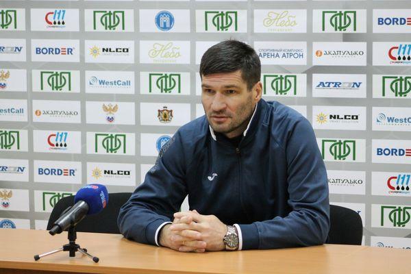 Экс-защитник «Оружейника» покинул пост главного тренера «Калуги»