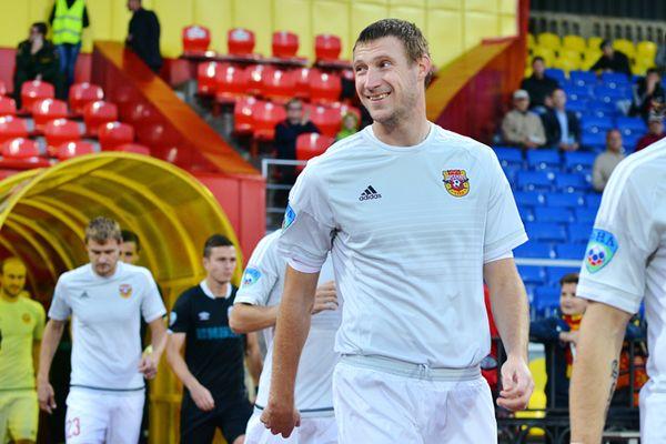 Александр Димидко перешёл в «Химки»