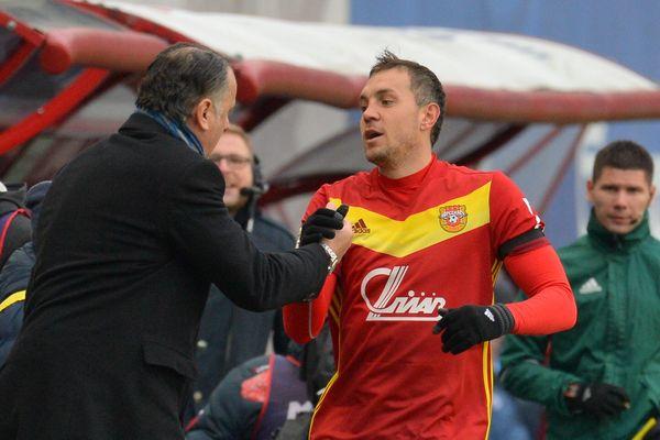 Миодраг Божович: От Дзюбы получил СМС: «Спасибо, тренер! В этом голе и ваша заслуга»