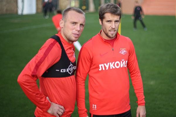 Комбаров и Глушаков начнут летние сборы со «Спартаком»