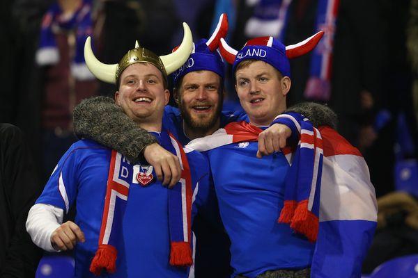 Исландский болельщик Сигурдфлордбрадсен пожаловался на трудные названия российских городов