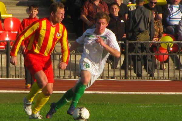 Дмитрий Хлестов сыграл в Калининграде против сборной ФИФА
