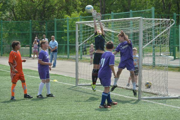 В детском первенстве Тульской области сыграют 12 команд