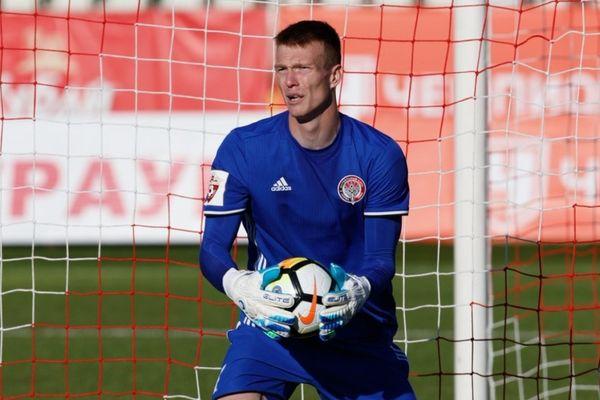 Артур Нигматуллин стал вратарём тульского «Арсенала»