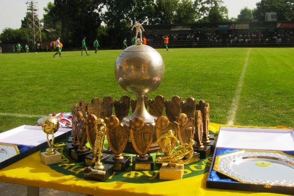 Жеребьёвка четвертьфинала Кубка Тульской области пройдёт 13 июня