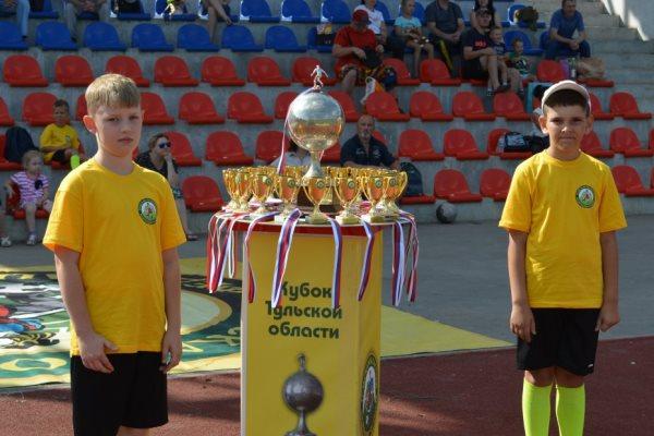 ГСС примет «Алексин» и другие матчи 1/4 финала Кубка Тульской области