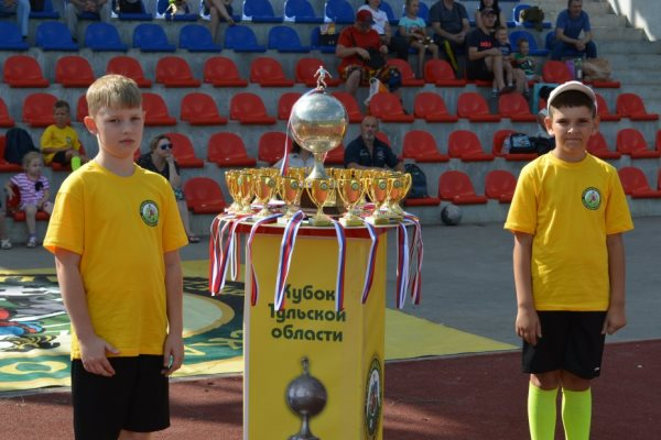 Сегодня определятся полуфиналисты Кубка Тульской области