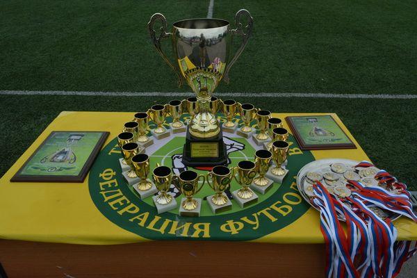 Определились четвертьфинальные пары юношеского Кубка Тульской области