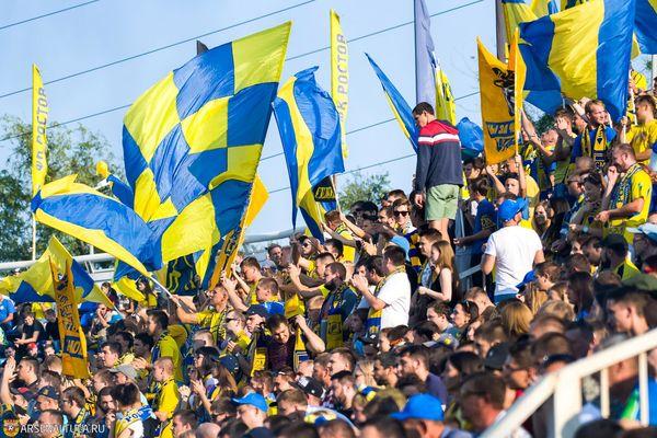 Руководство области рассчитывает, что «Ростов» выйдет в еврокубки