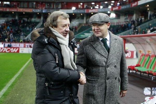 Геркус может покинуть пост президента «Локомотива» после конфликта с Сёминым