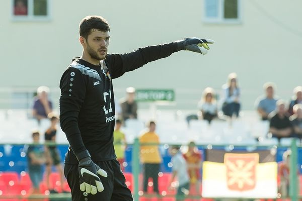 Экс-вратарь тульского «Арсенала-2» покинул пензенский «Зенит»
