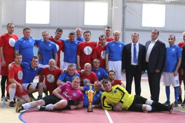 Тульские судьи завоевали кубок в Белгороде