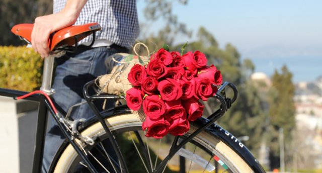 Желанный цветочный подарок с доставкой