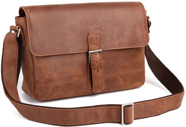 Кожаные мужские сумки и рюкзаки