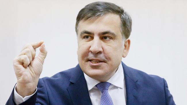 Михаил Саакашвили собирается возобновить политическую карьеру