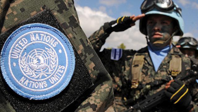 Украина рассчитывает на поддержку Сербии в вопросе ввода миротворцев на Донбасс