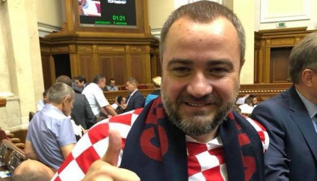 Дело о коррупции в отношении президента Федерации футбола Украины передадут в суд