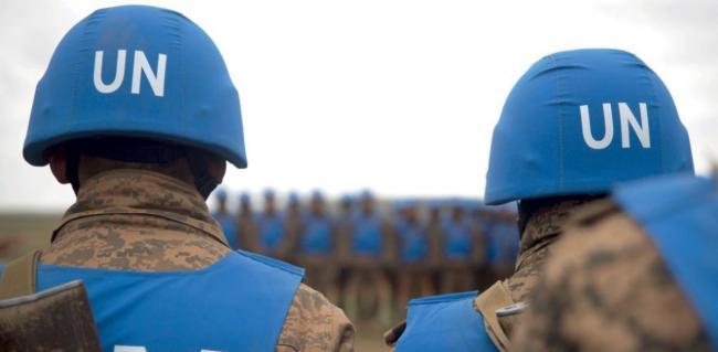 Порошенко надеется на помощь НАТО в вопросе введения миротворцев ООН в Донбасс