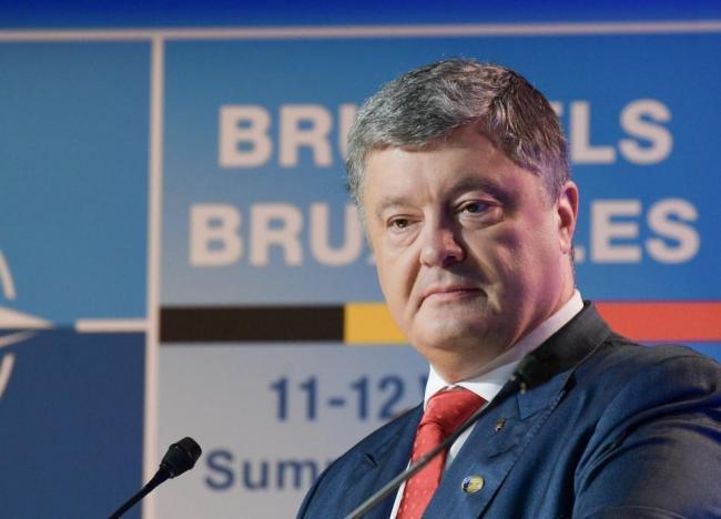 Порошенко надеется на позитив в решении вопроса освобождения заложников и политзаключенных
