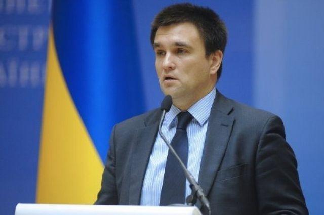 Климкин назвал референдум в Донбассе «репетицией развала» украинского государства
