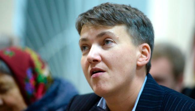 Савченко отказалась проходить проверку на полиграфе