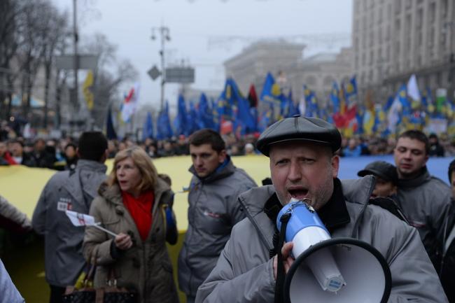 Турчинов и Пашинский дадут показания по делу бывшего лидера