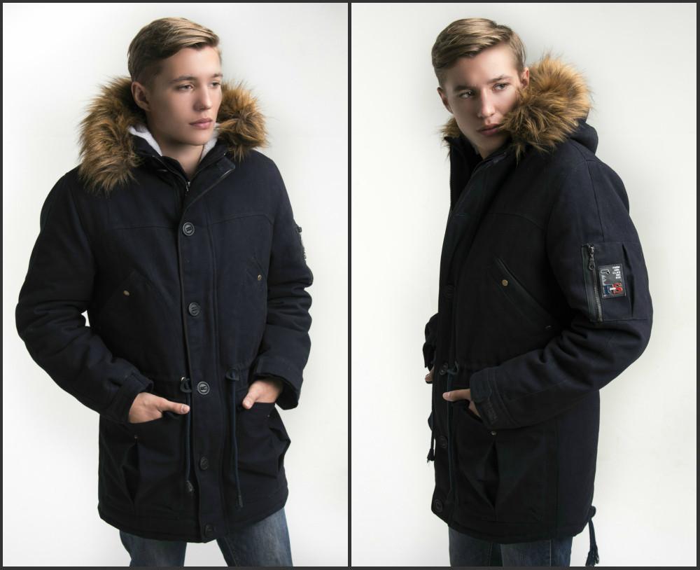 Великий асортимент чоловічих курток в Theman