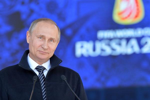 Путин не против провести в России ещё один футбольный чемпионат
