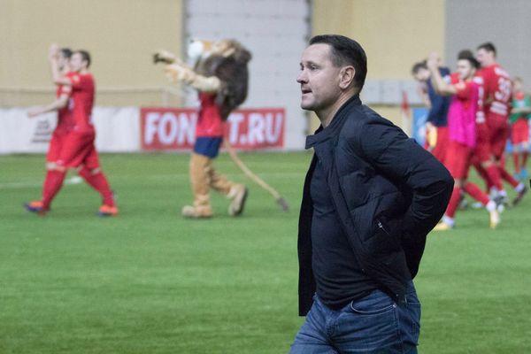 «Енисей» Дмитрия Аленичева поставил цель сохранить место в премьер-лиге