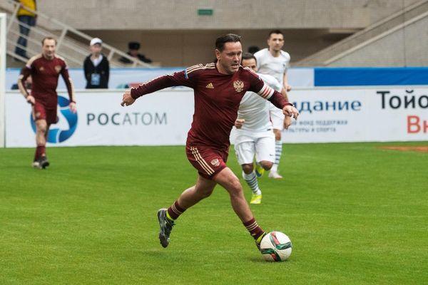Дмитрий Аленичев сыграет в «Суперкубке легенд»