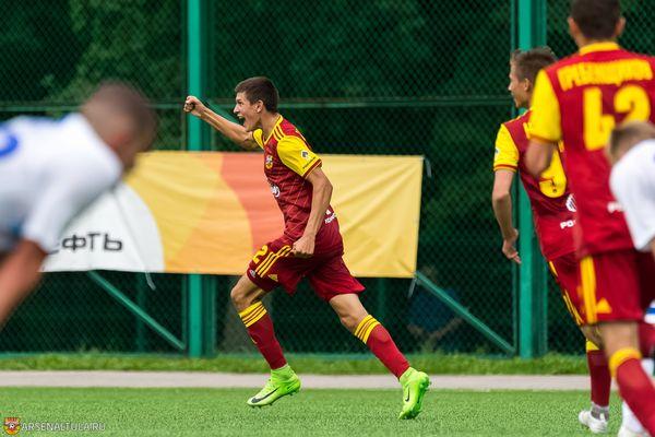 Даниил Хлусевич: Доминировали над «Динамо-м» всю игру